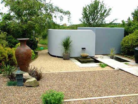 new contemporary gardens