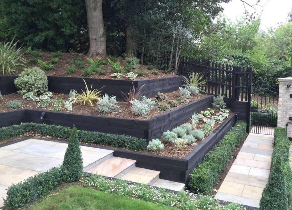 landscaping garden design planting